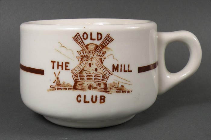 McNicol: The Old Mill Club