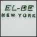 EL-BE New York backstamp. Just as a note, there is some conjecture that EL-BE might stand for the distributor, L. Barth & Son.