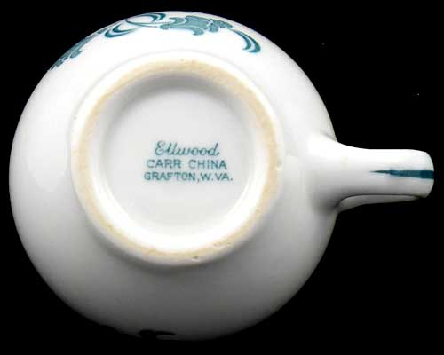 Carr China Ellwood Pattern