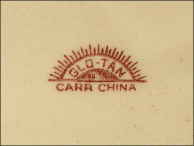 Carr China Flo Jean Restaurant And Toll House Bar